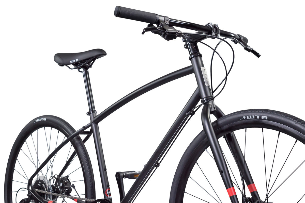 Pure Cycles Delivering Affordable Steel Road Bike