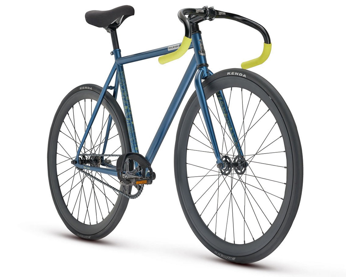 Raleigh Spins Out Three Urban Bikes As Tribute To 84