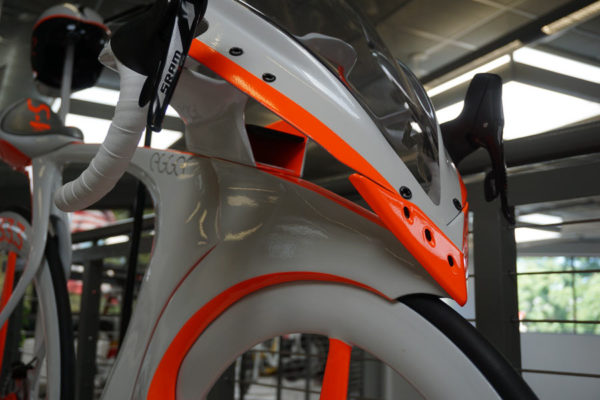 specialized concept bike museum with prototypes by Robert Egger