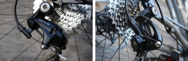 Microshift Centos 11 speed road bike group review and tech details