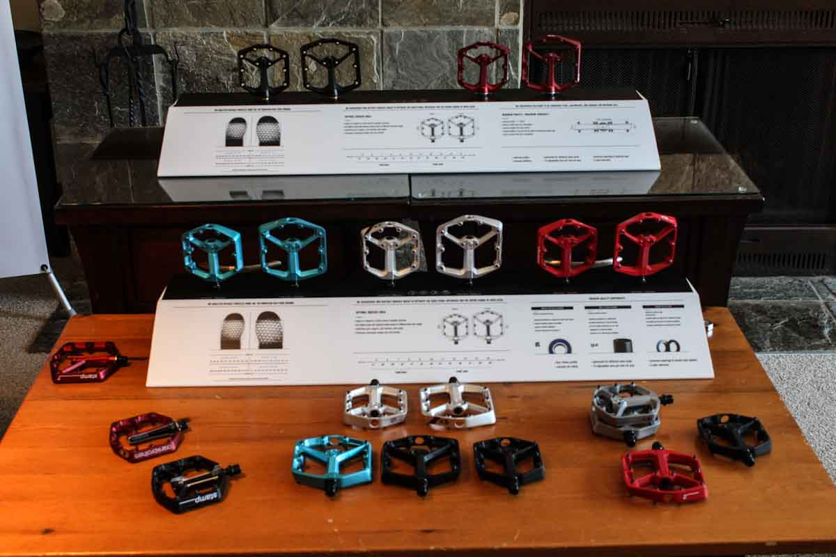 Crankbrothers Stamp Pedal Collection