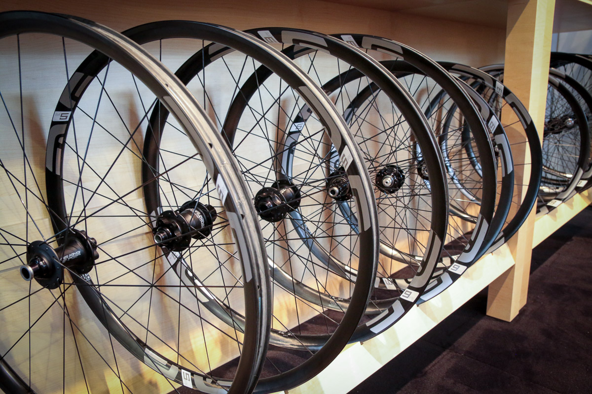 ENVE all but eliminates pinch flats with completely redesigned M Series