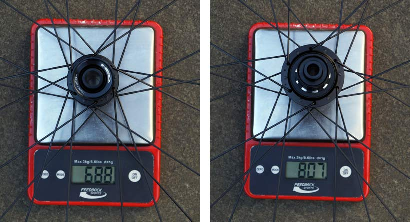 HED Ardennes Plus wide alloy road bike wheels for gravel and cyclocross review and actual weights