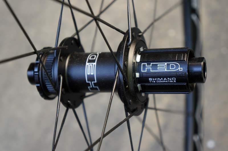 HED Ardennes Plus wide alloy road bike wheels for gravel and cyclocross