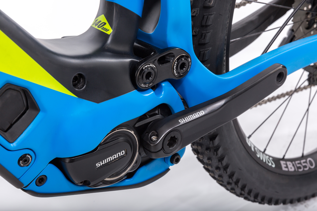 Pivot Shuttle Emtb Plugs In With Shimano E8000 For Europe