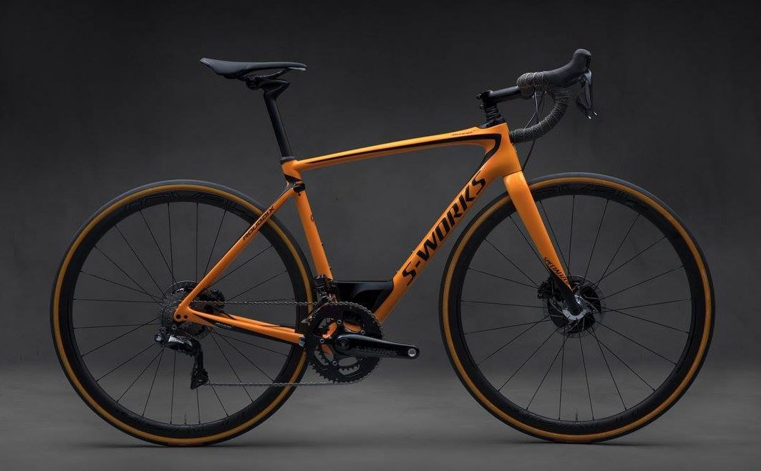 specialized mclaren roubaix super bike