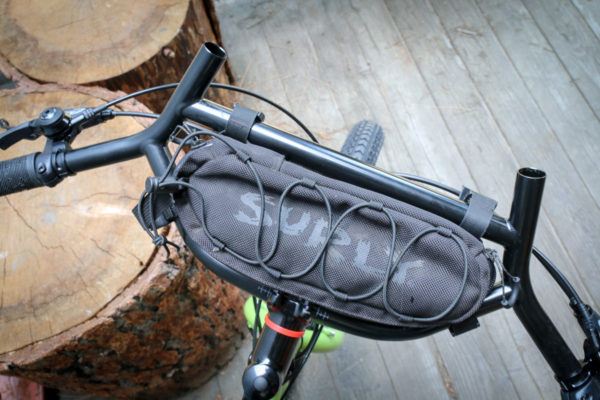 SaddleDrive 17: Surly Moloko bar bag makes use of wasted space, plus small changes to Troll, LHT, ECR, and Karate Monkey