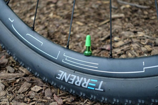 Terrene Elwood gravel bike tire review and HED Ardennes plus wide road gravel cyclocross wheel review