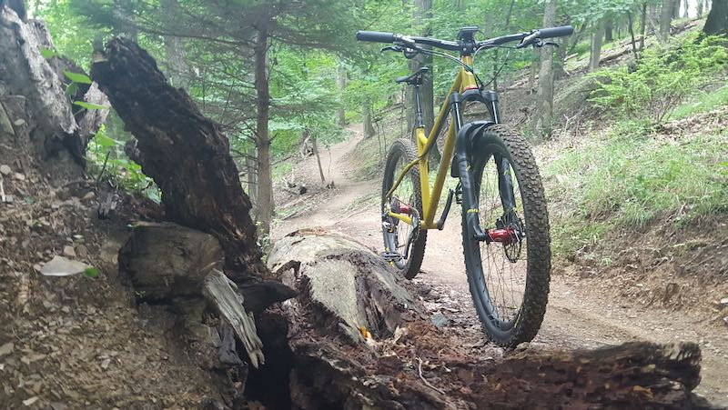 bikerumor pic of the day north park trail system pennsylvania