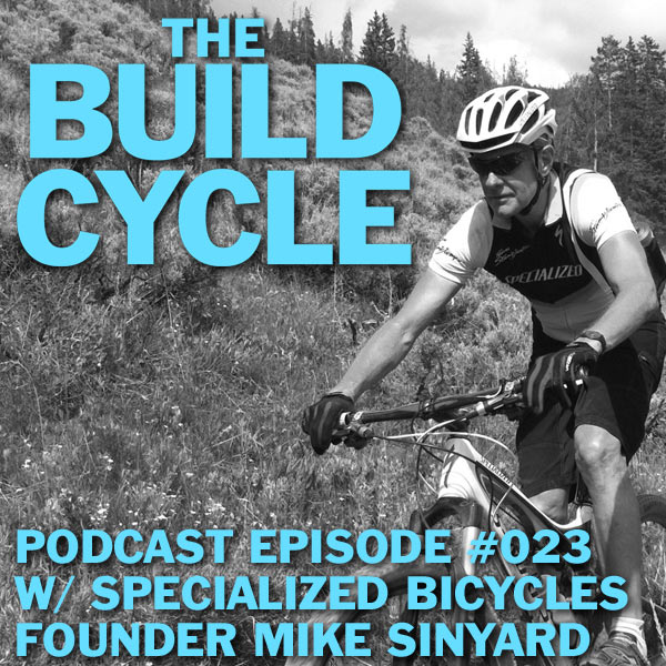 Specialized Bicycles founder Mike Sinyard interview about how he started the company and advice for entrepreneurs
