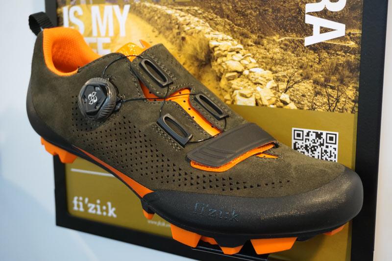 2018 Fizik X5 Terra gravel cyclocross commuter and mountain bike shoes