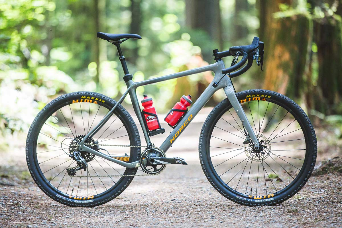 2018 Norco Search Xr Takes Drop Bars On Bigger Adventures