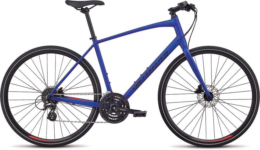 2018 Specialized Sirrus city commuter fitness bike