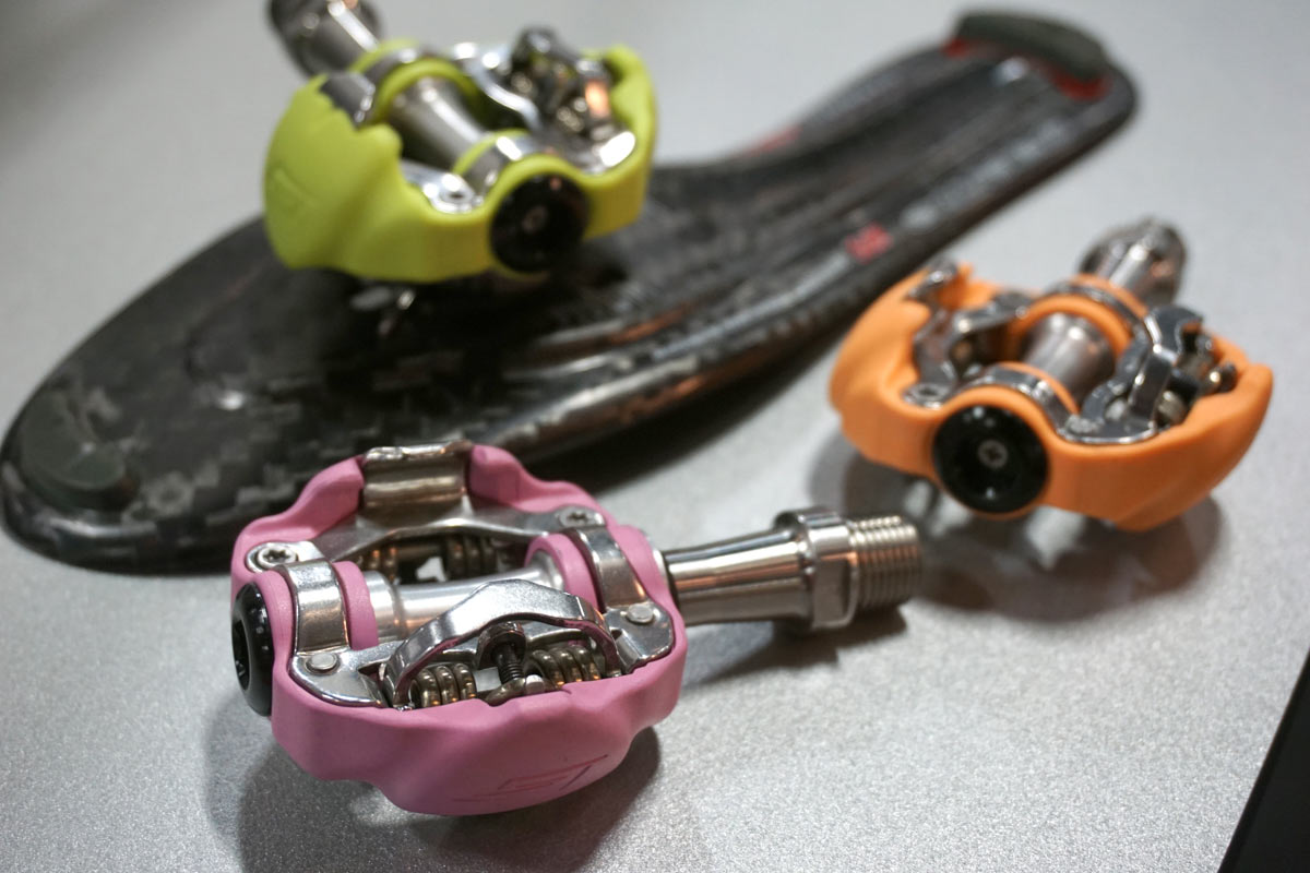speedplay sizer color pedal bodies
