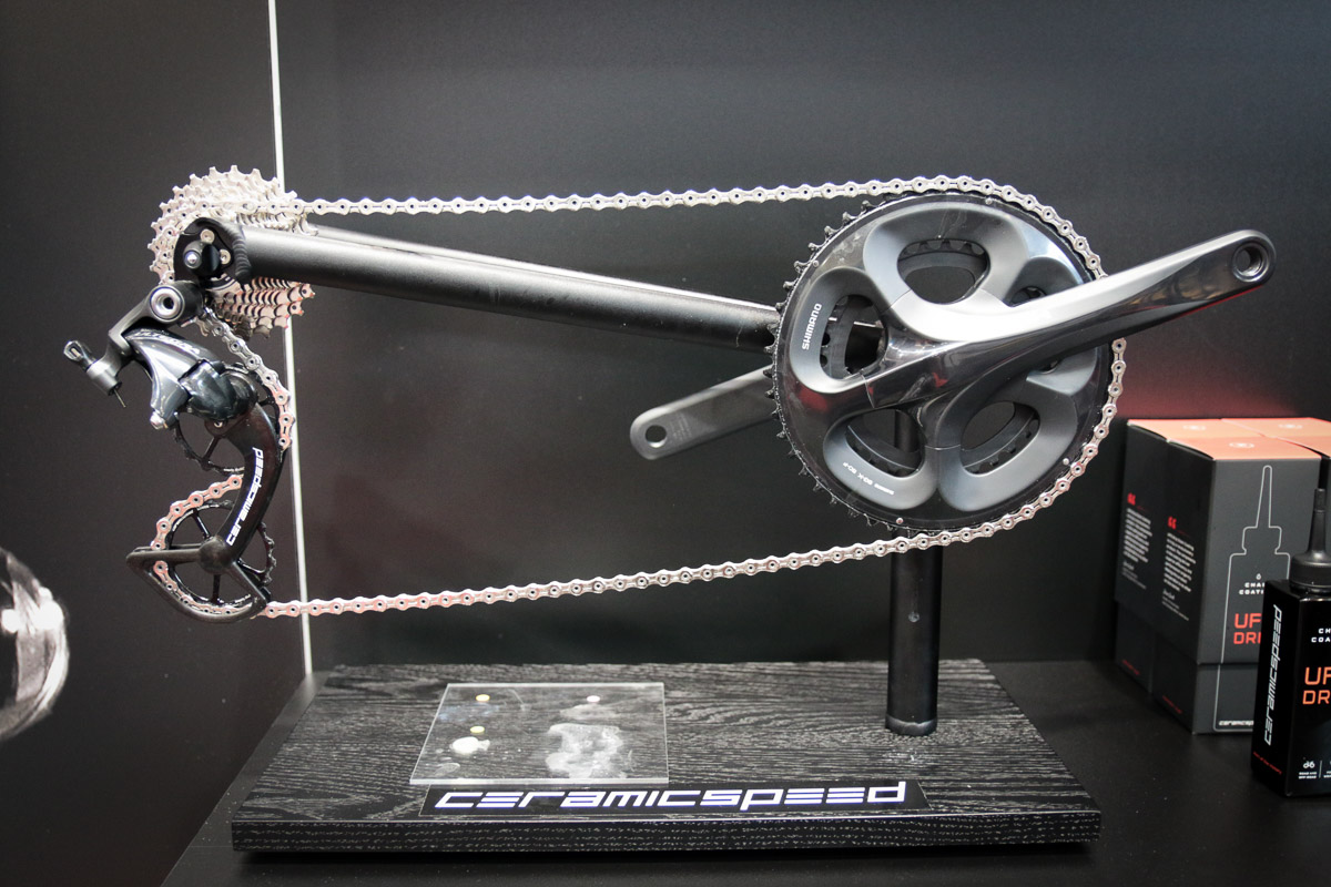 EB17: CeramicSpeed introduces fastest chain lube with new UFO Drip