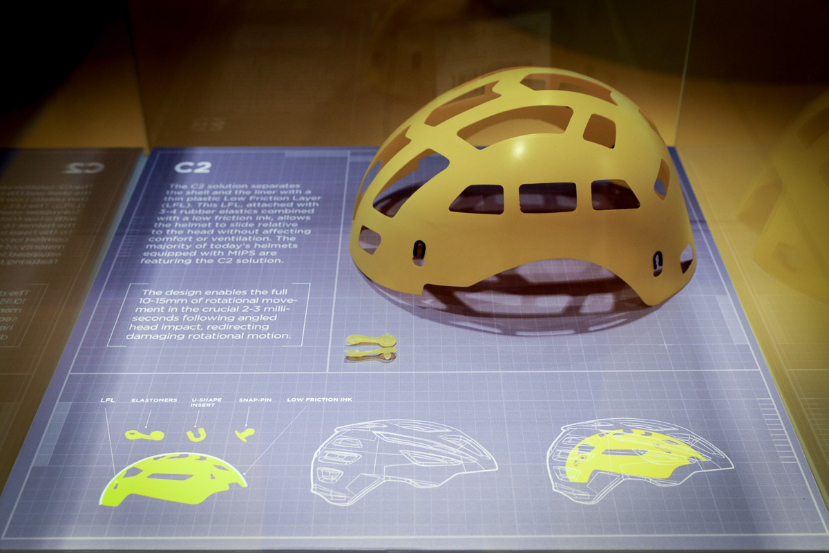 EB17: MIPS eyes two new technologies for safer helmets