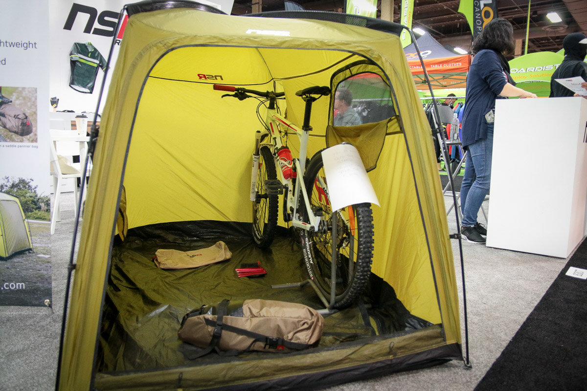 Ib17 Nsr Bikepacking Tent Won T Leave Your Bike Out In The Cold