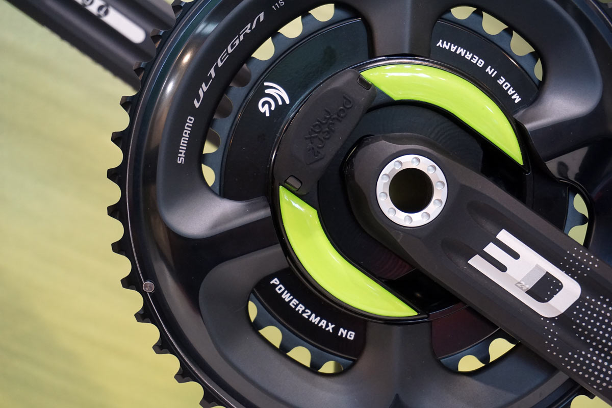 Eb17 Power2max Brings Full Featured Dual Leg Powermeter