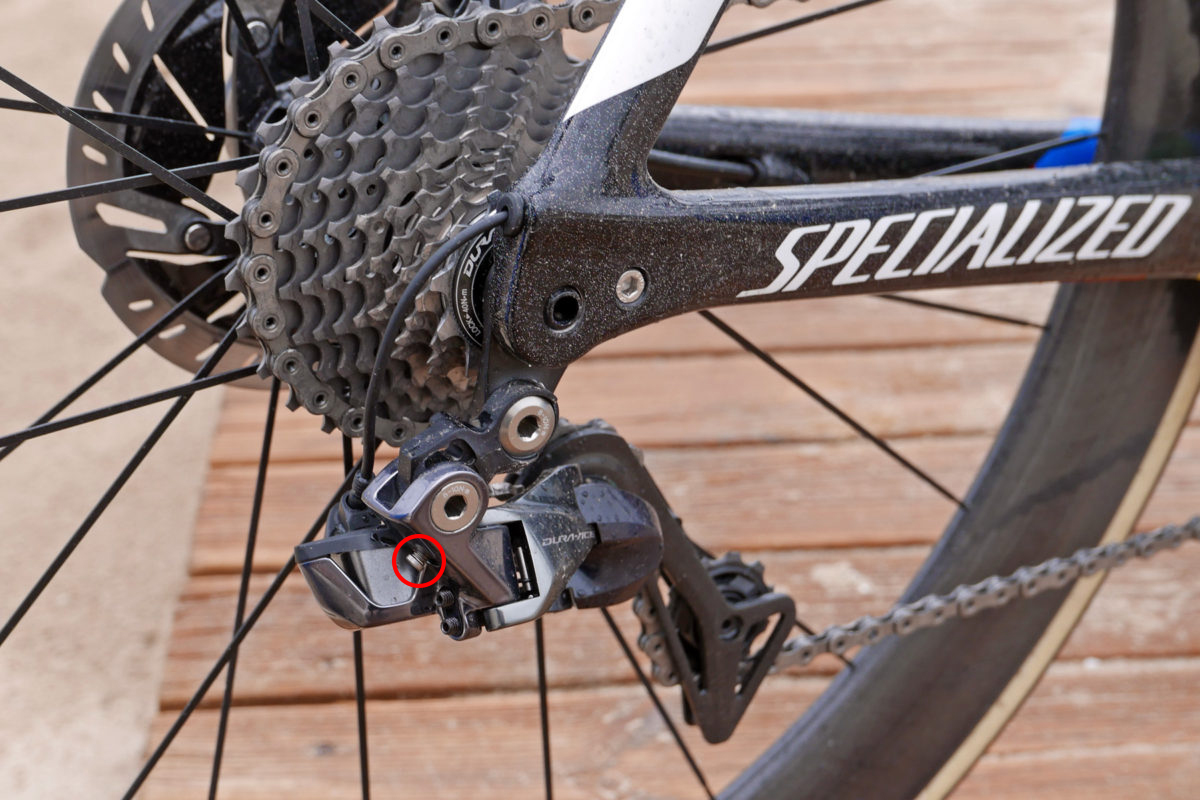 AASQ #14: What does the B-Tension screw on a derailleur do?