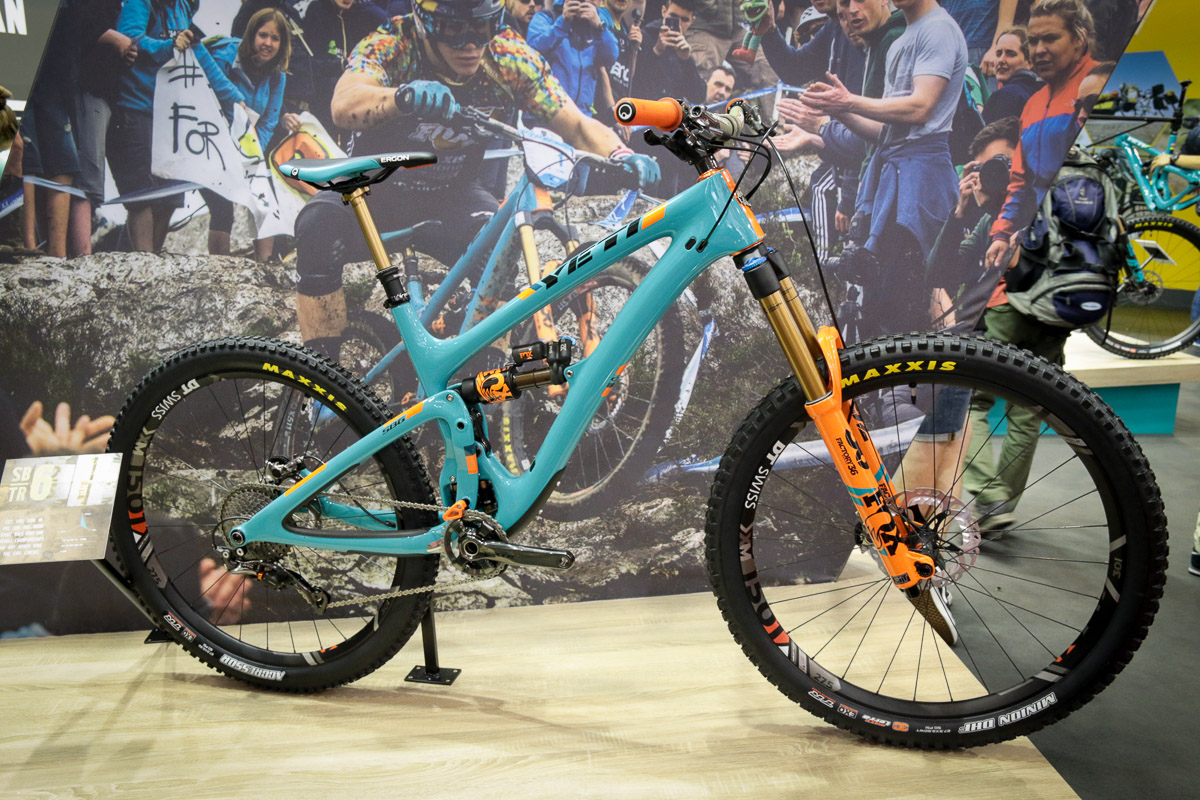 eurobike trends what 39 s coming for 2018 mountain bikes. Black Bedroom Furniture Sets. Home Design Ideas
