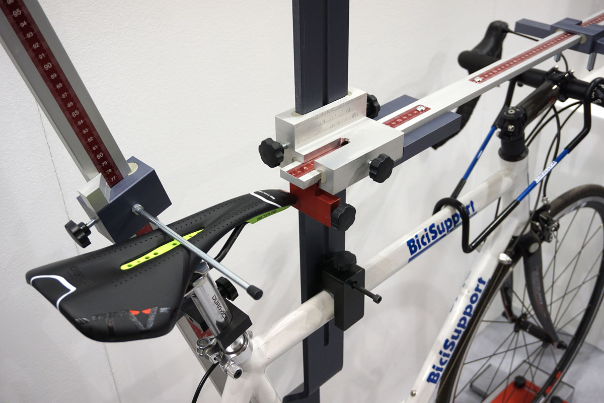 EB17: Brilliant bicycle fit system from BiciSupport, bluetooth pumps ...