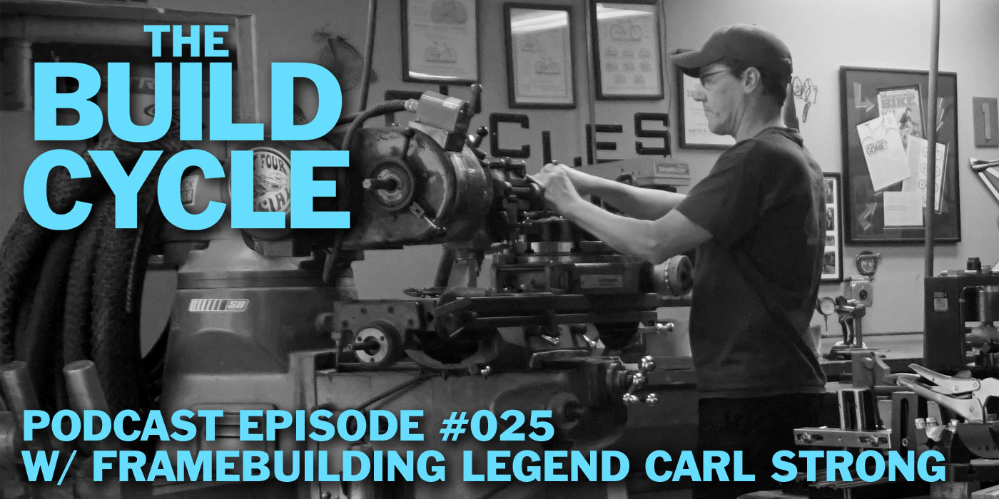 Carl Strong podcast interview