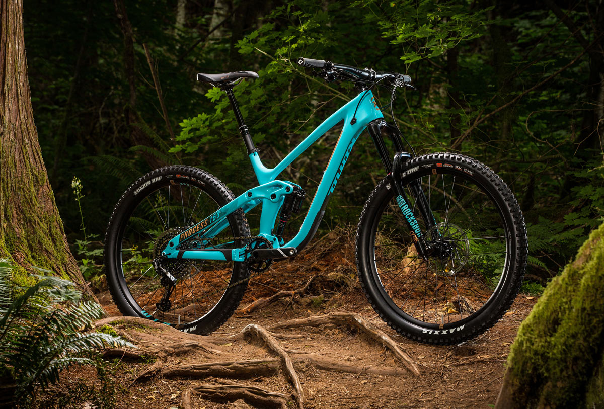 Kona Process G2 Drops In On Carbon 27 5 Quot Version New