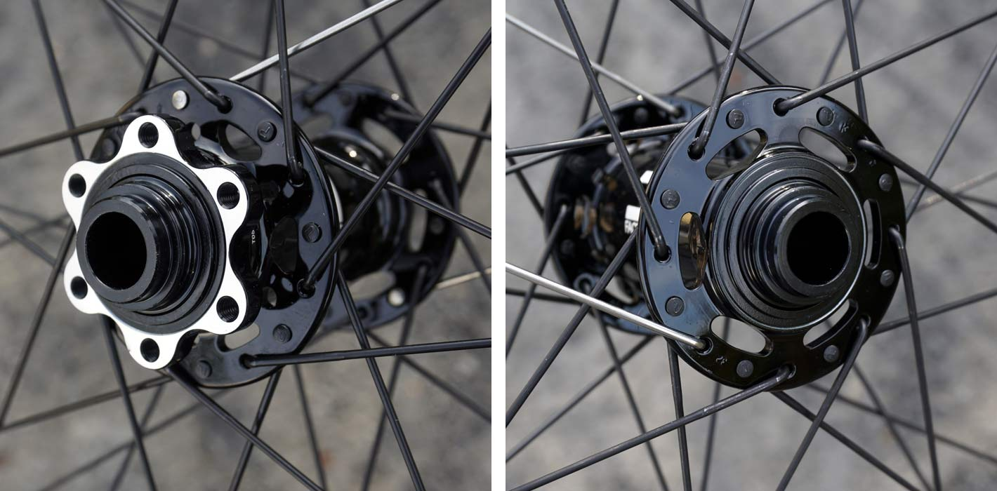 Novatec Factor Diablo XL enduro mountain bike wheels are tough and affordable