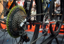 prototype 13-speed phil wood gravel road group drivetrain