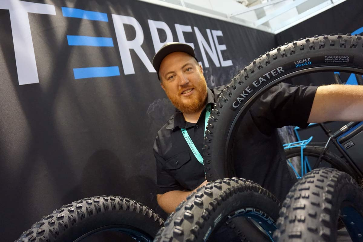 Eb17 Terrene Adds Affordable Studded Cake Eater Fat Bike