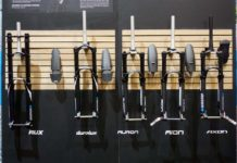 2018 SR Suntour mountain bike suspension fork lineup gets Boost axle options and better damping