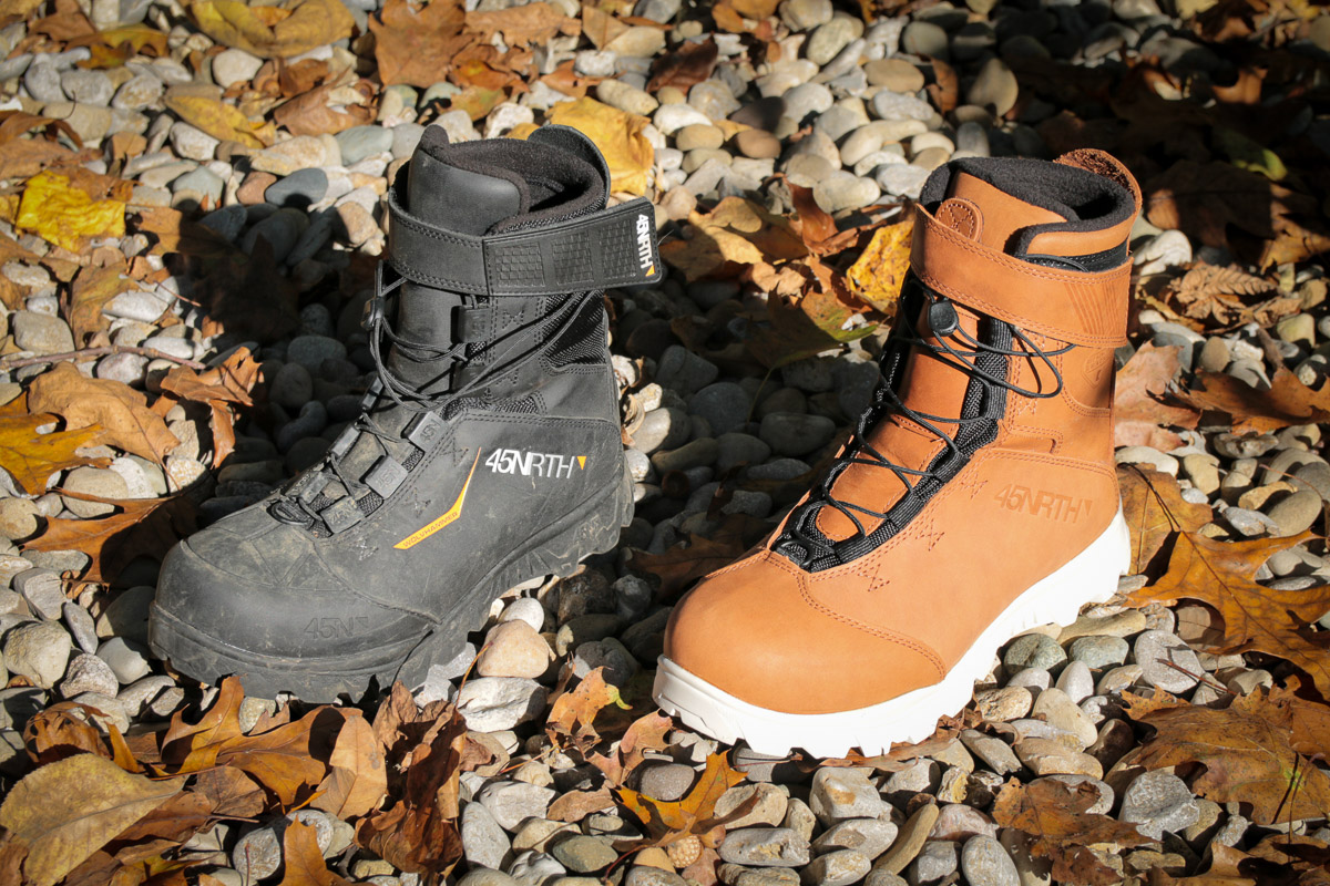 Hands On: 45NRTH x Red Wing Leather Limited Edition Wölvhammer winter cycling boot