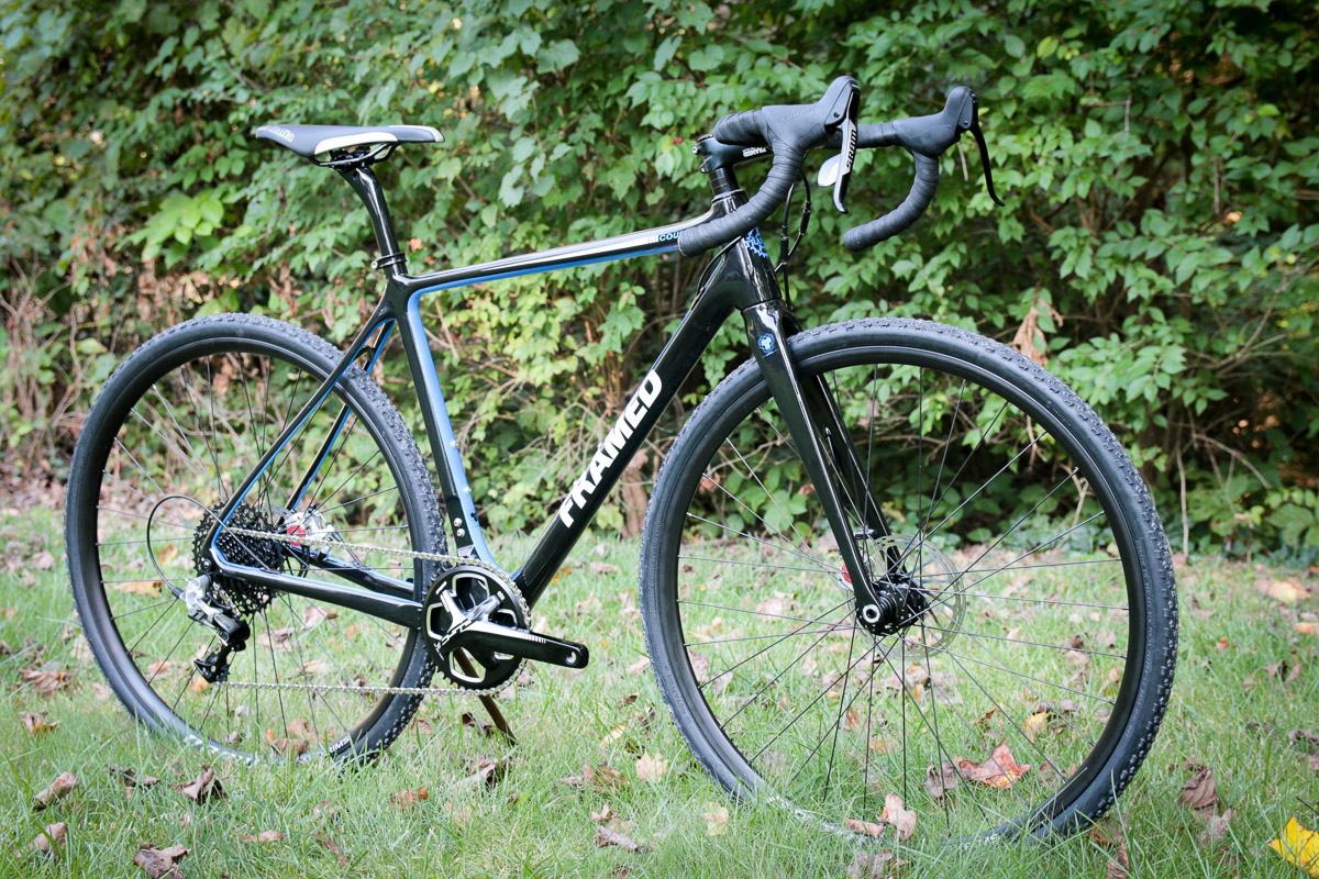 Hands On: Framed Course Carbon cyclocross bike and Pub Carbon ...