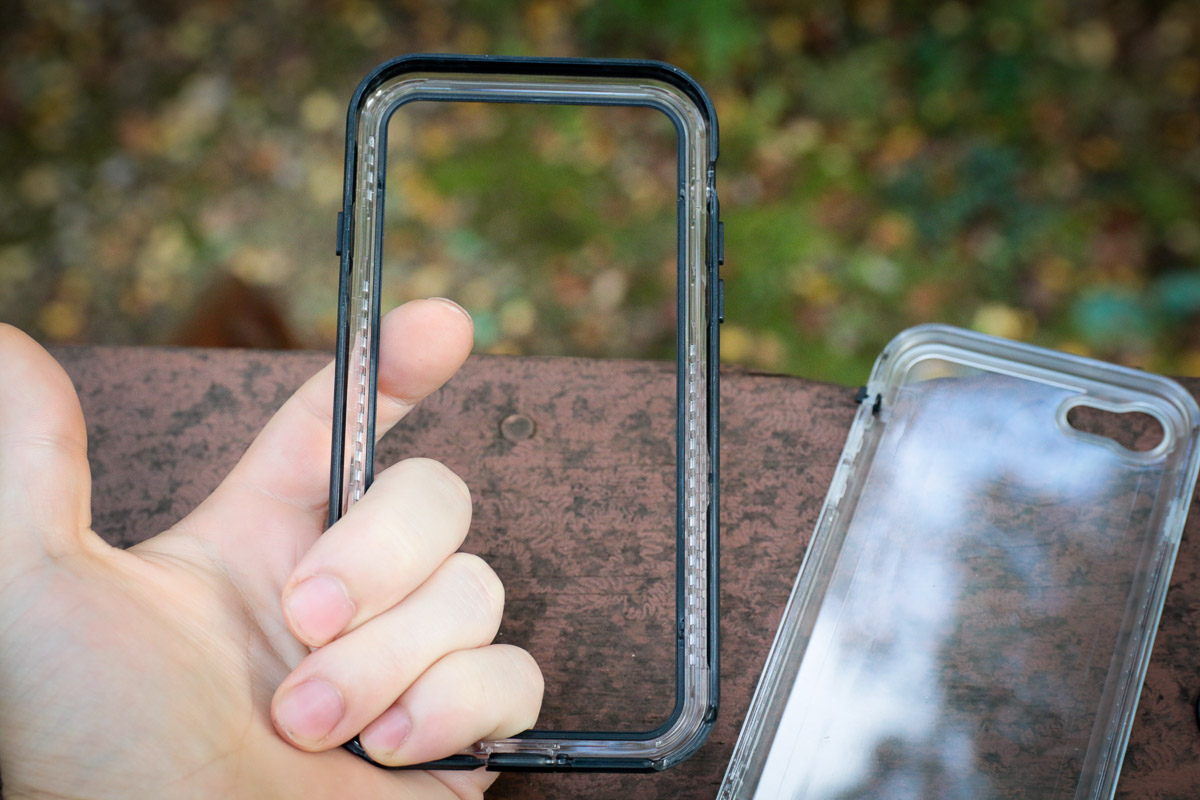 Hands On: Lifeproof NËXT loses the screen for dust / dirt / snow / drop proof case for iPhone 7 / 8 / X