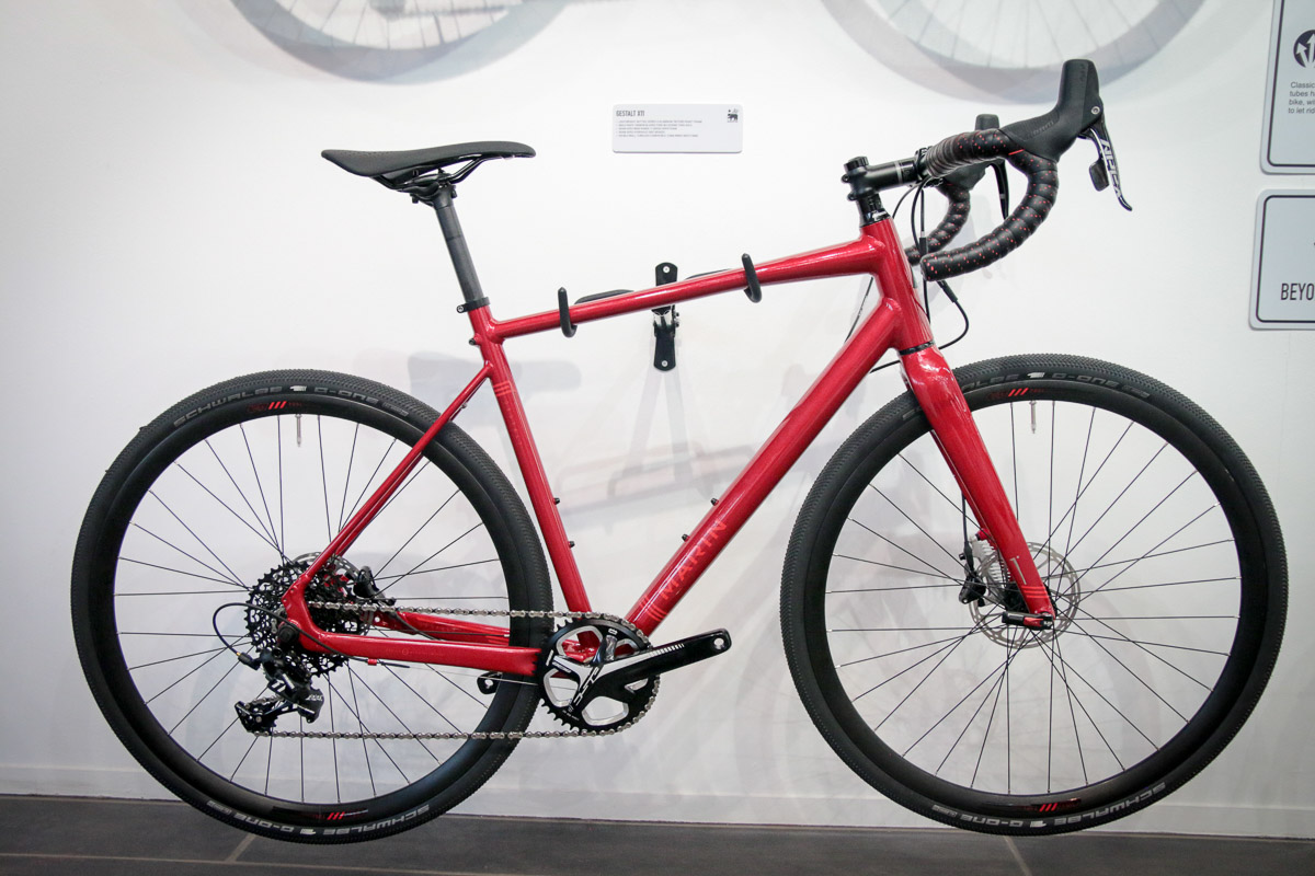 EB17: Marin plugs in with e-MTB prototype for Europe, updates Beyond Road series for gravel, dirt, and bikepacking adventures
