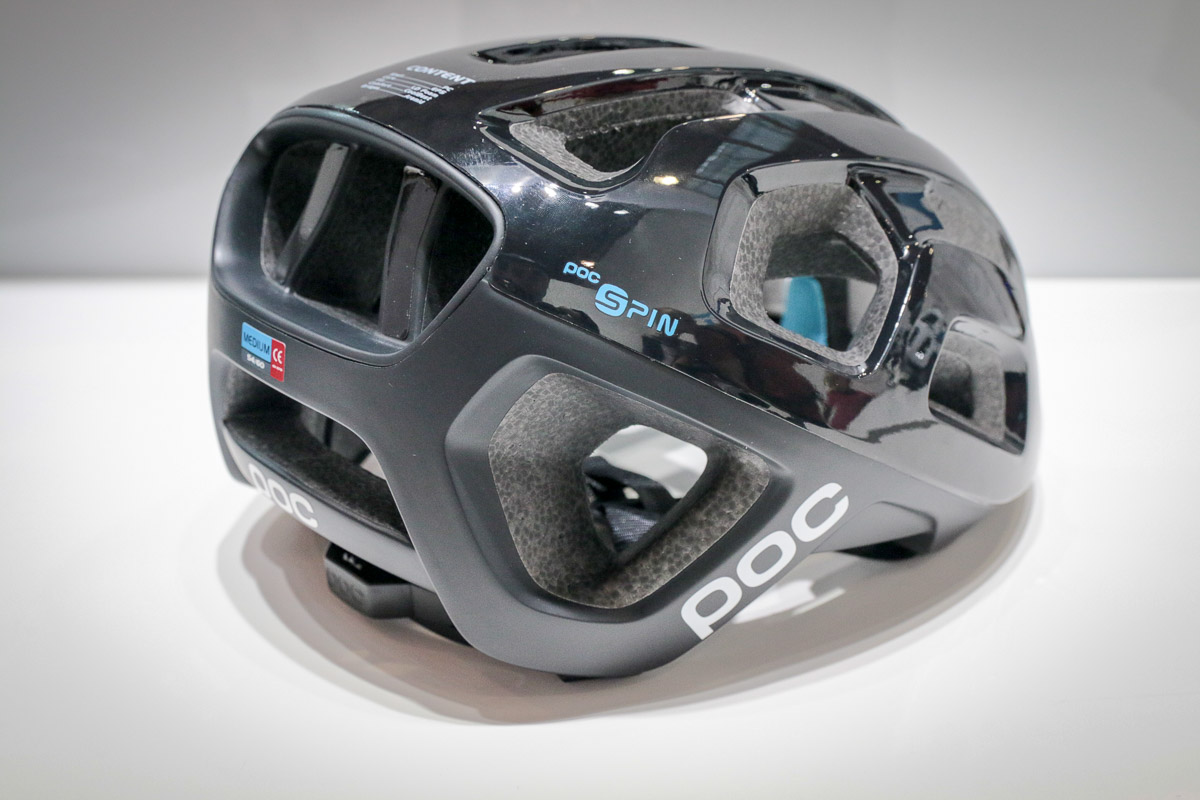 EB17: POC Spins more protective helmets, adds MTB goggle ...