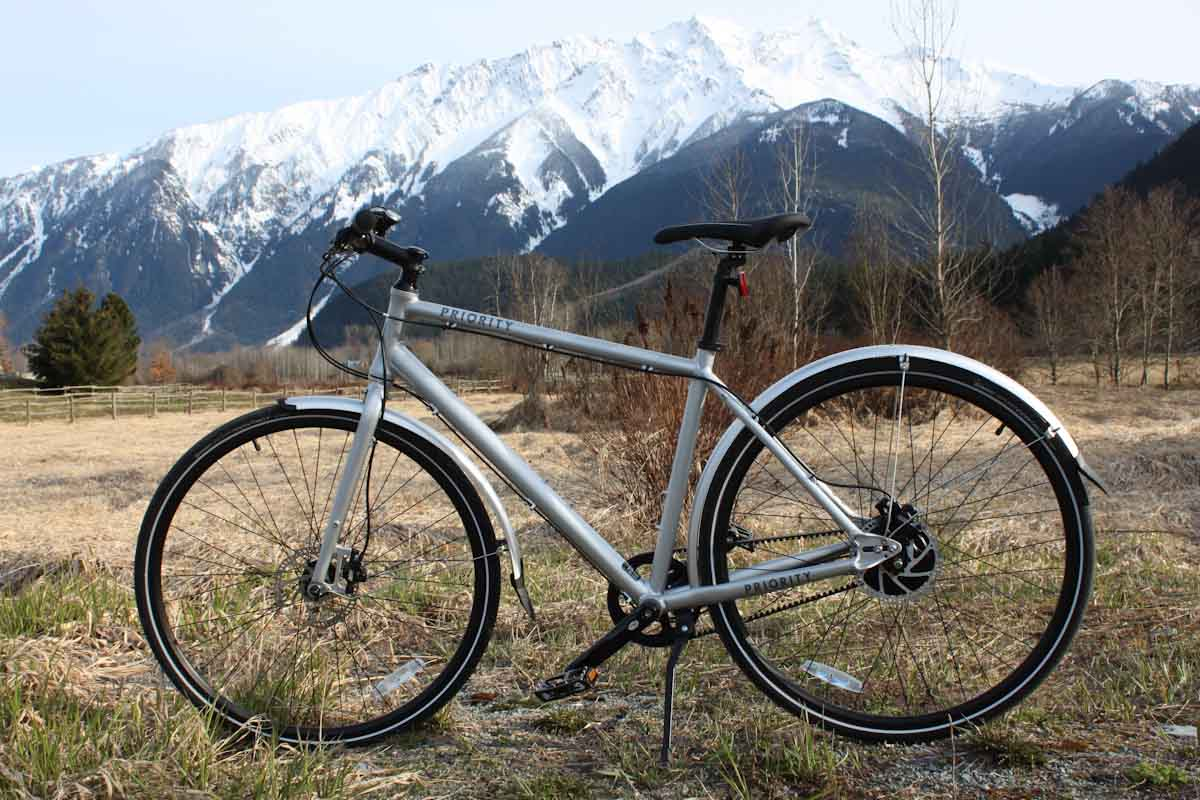 Review: Priority Bicycles belt-driven Continuum is a clean ...