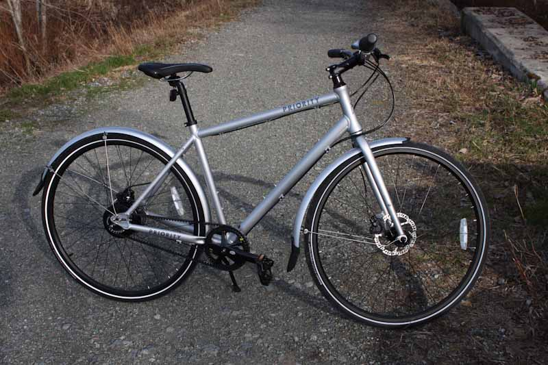 Priority-Bicycles-Continuum-commuter-on-pathway