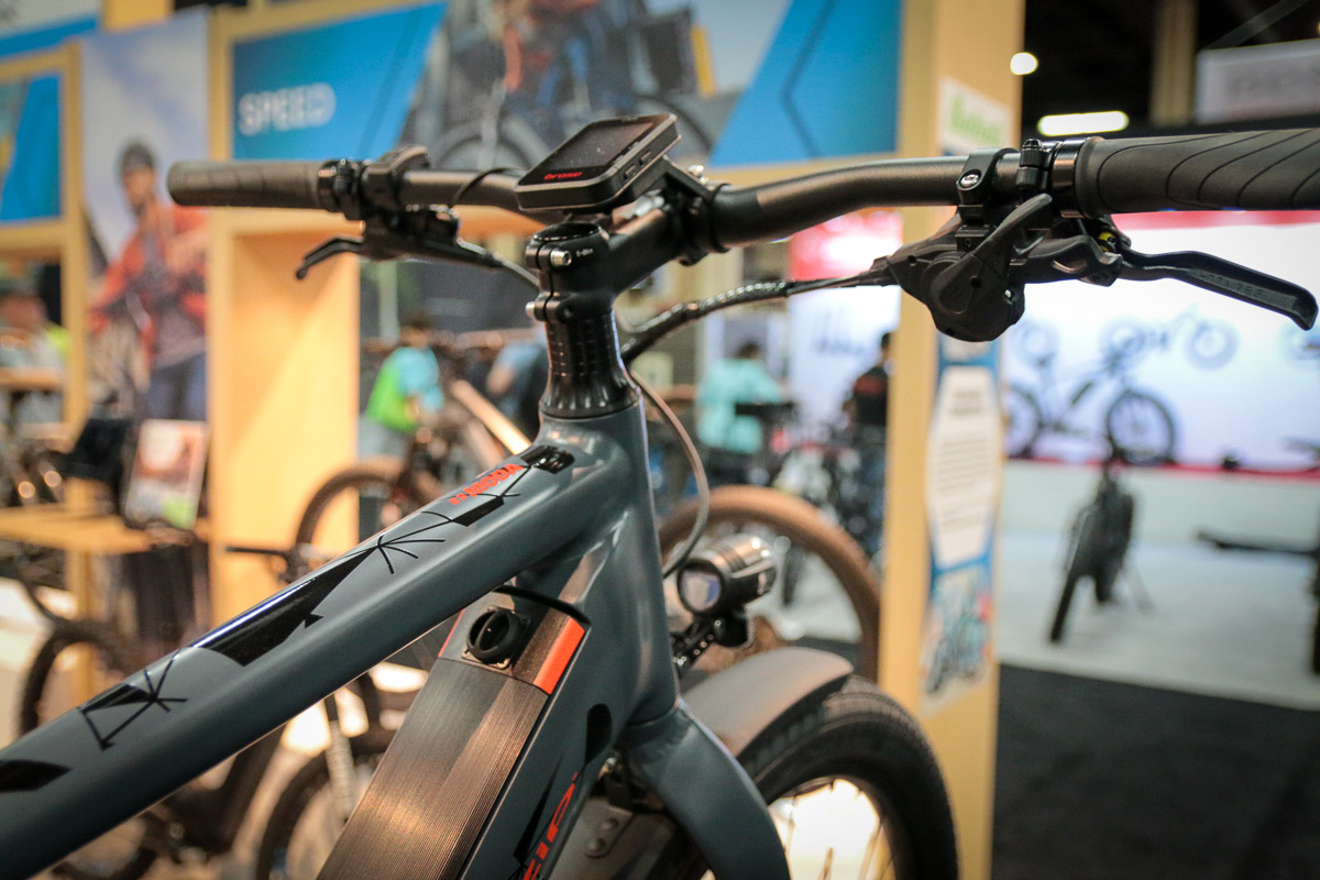 IB17 E-Bike Round Up: New tech from Bosch, plus bikes from Haibike, Raleigh, and iZip