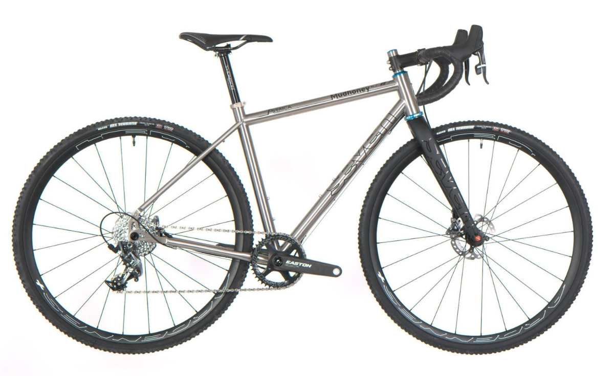 Seven Cycle's Matador is the lightest mixed terrain fork available