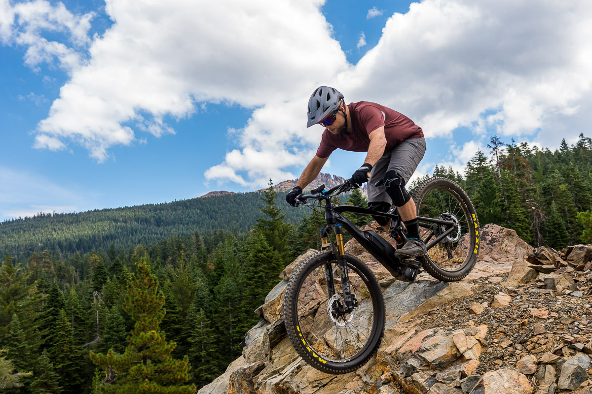 First Ride: e-biking through Downieville & Quincy with
