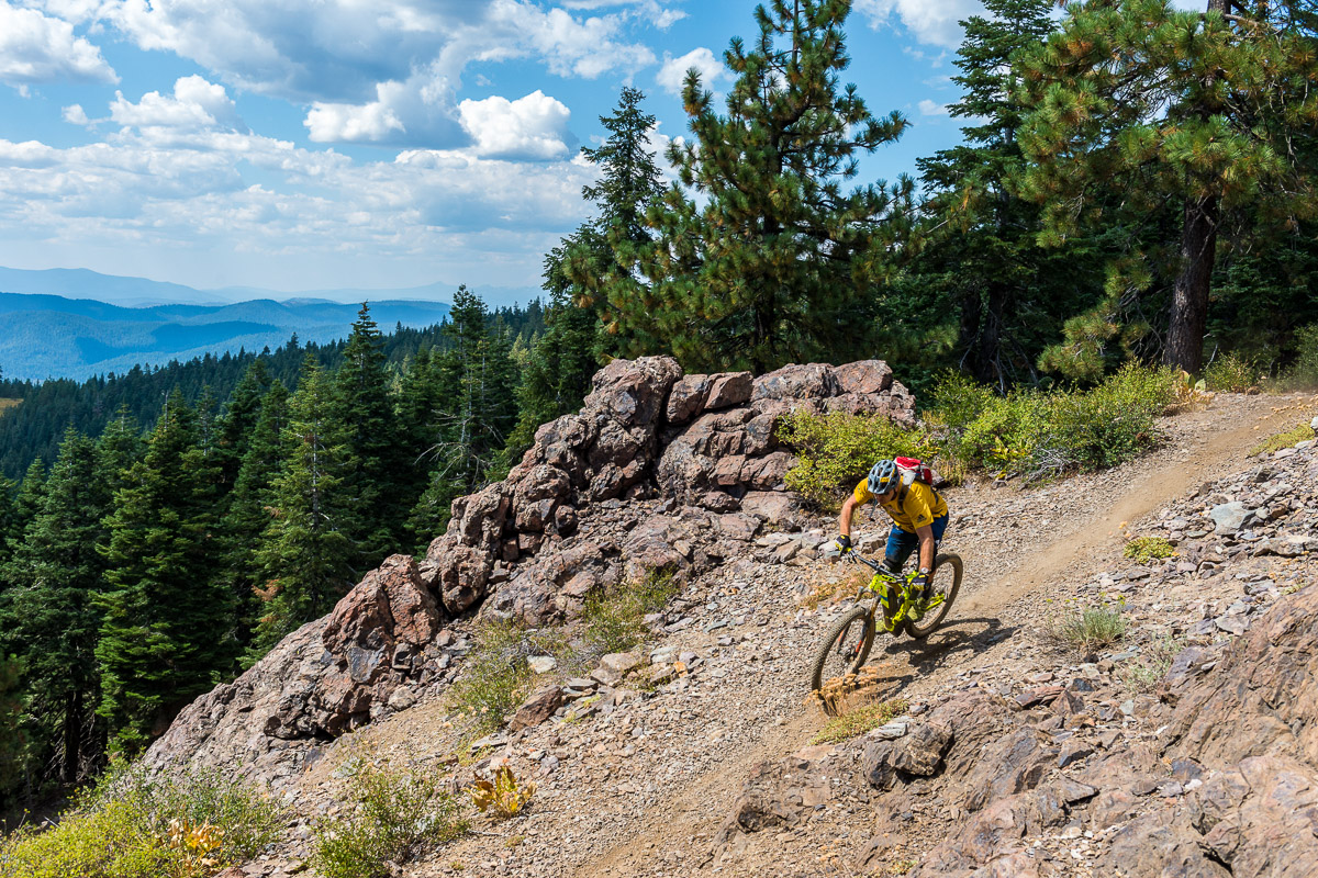 First Ride: e-biking through Downieville and Quincy with Shimano STEPS E8000 MTB
