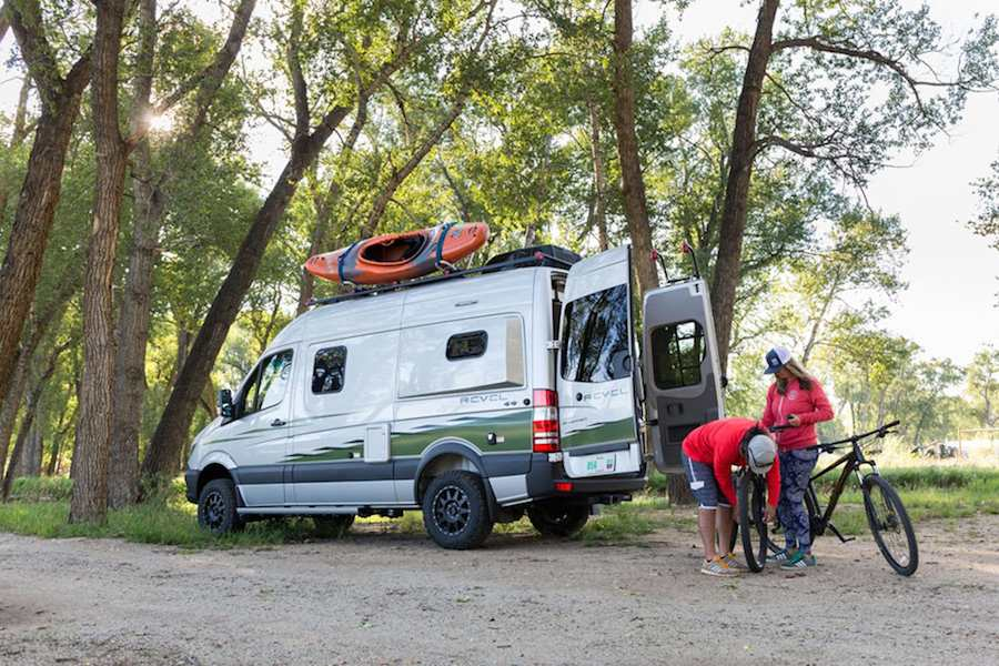 98db98521b Vanlife  How to choose right vehicle for your adventure van - Bikerumor