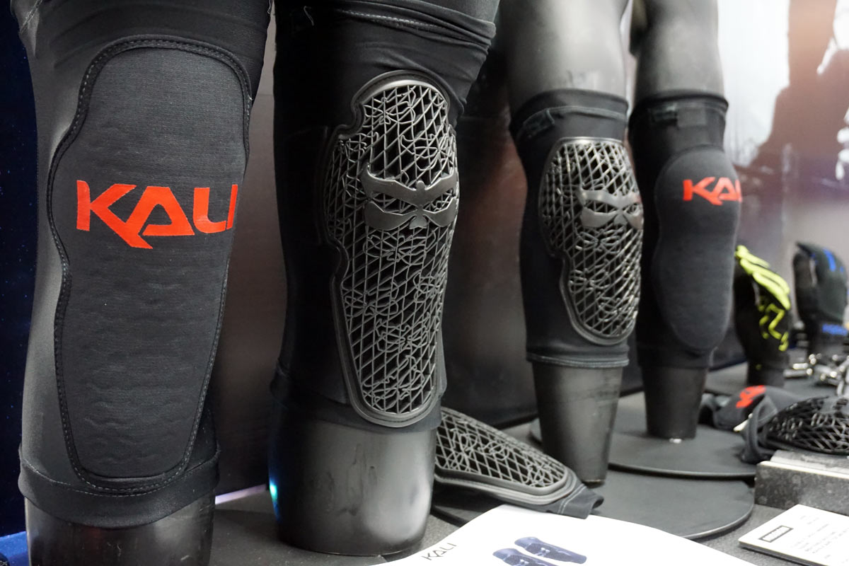 Ib17 Kali Protectives Adds Advanced 3d And Foam Elbow Hip Pads