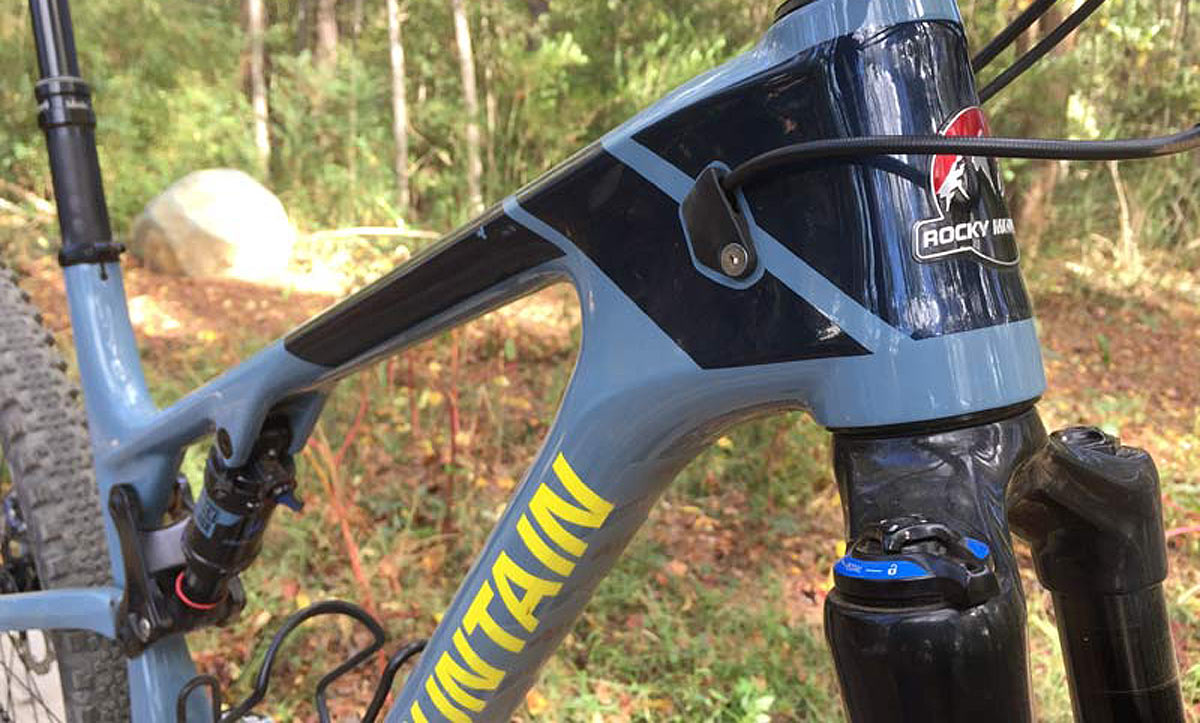 does your mountain bike frame size dictate the shock tune or is one size fits all - Mountain Bike Frame Size