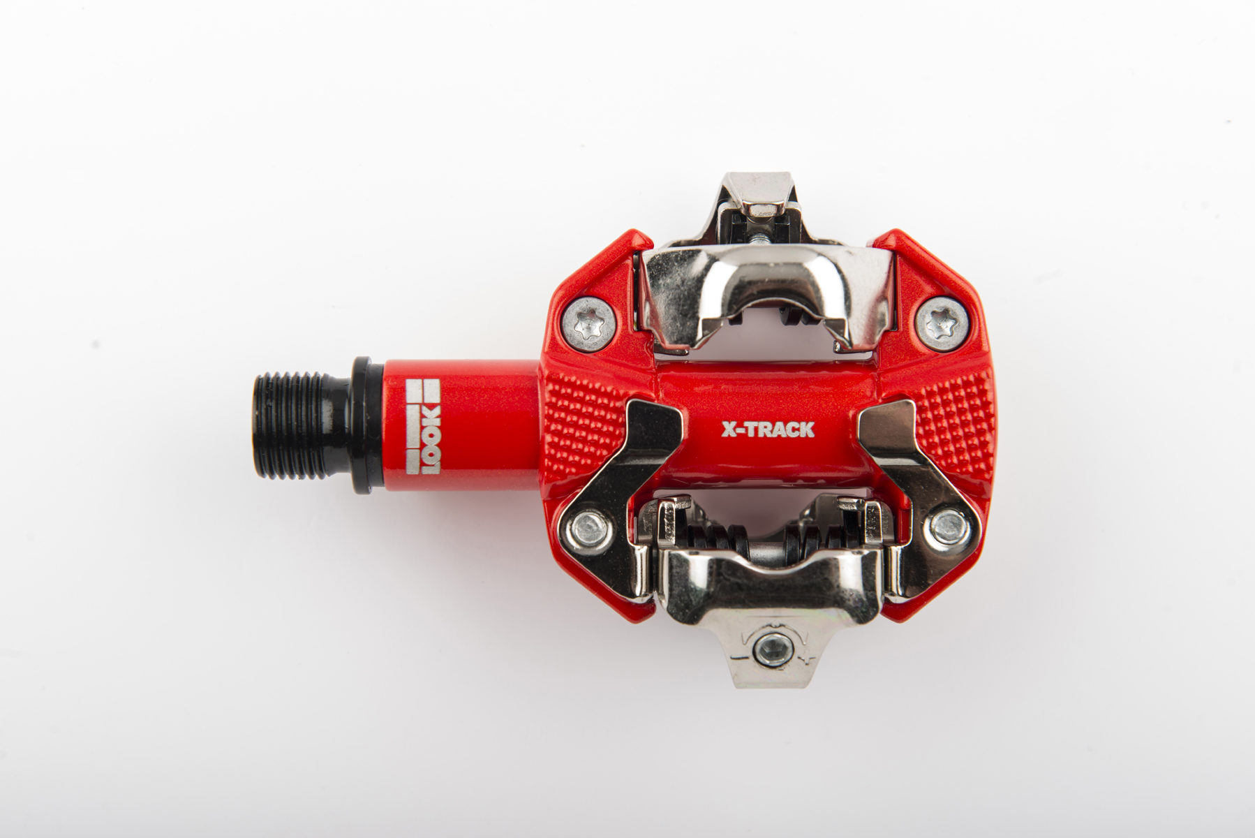 Look at it again with new SPD compatible X-Track MTB clipless pedal