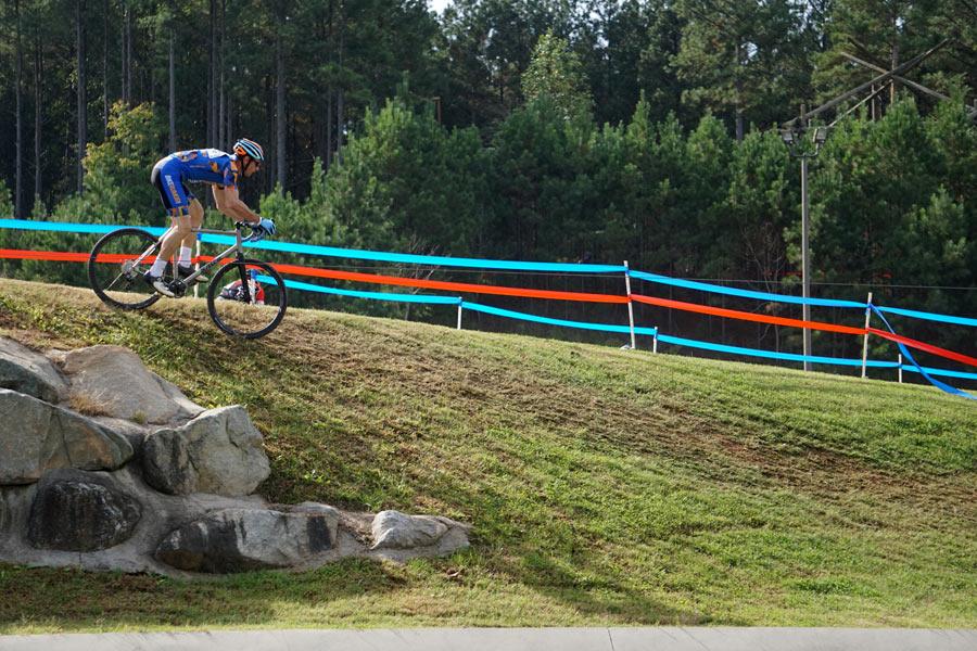 sage titanium PDXCX cyclocross bike review and tech details