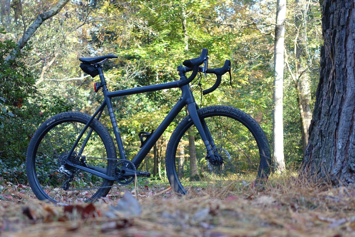 2018 Ibis Hakka MX gravel cyclocross bike ride review and actual weights