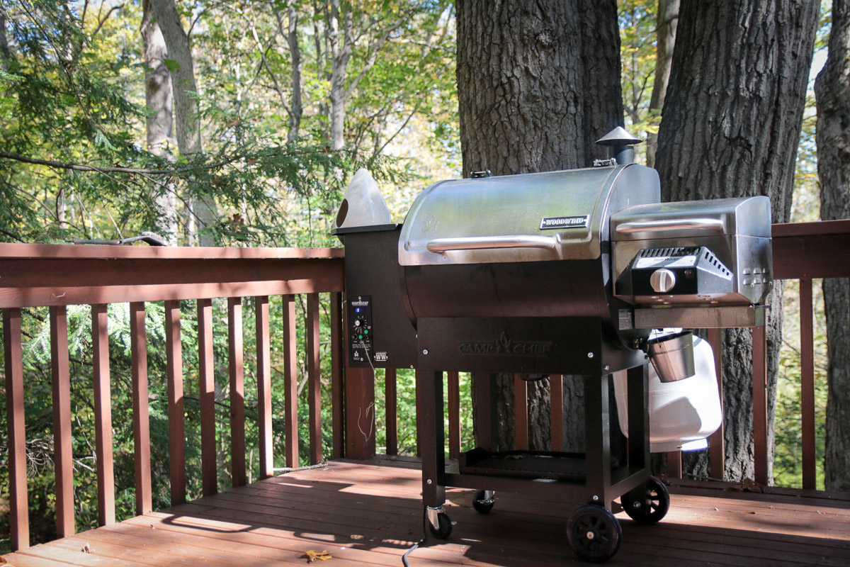 Ride Food How-To: Homemade beef jerky on the Camp Chef Woodwind Pellet Grill smoker