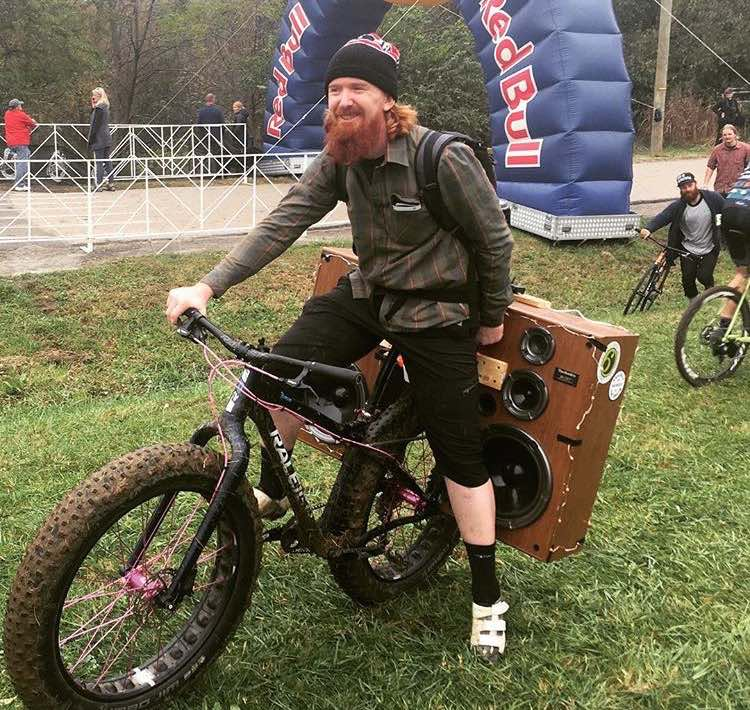 bikerumor pic of the day derby city cup louisville, kentucky, cyclocross race